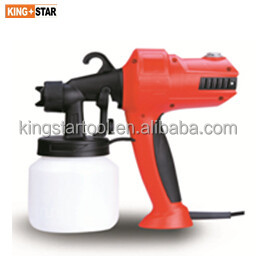 400W HVLP portable paint spray gun