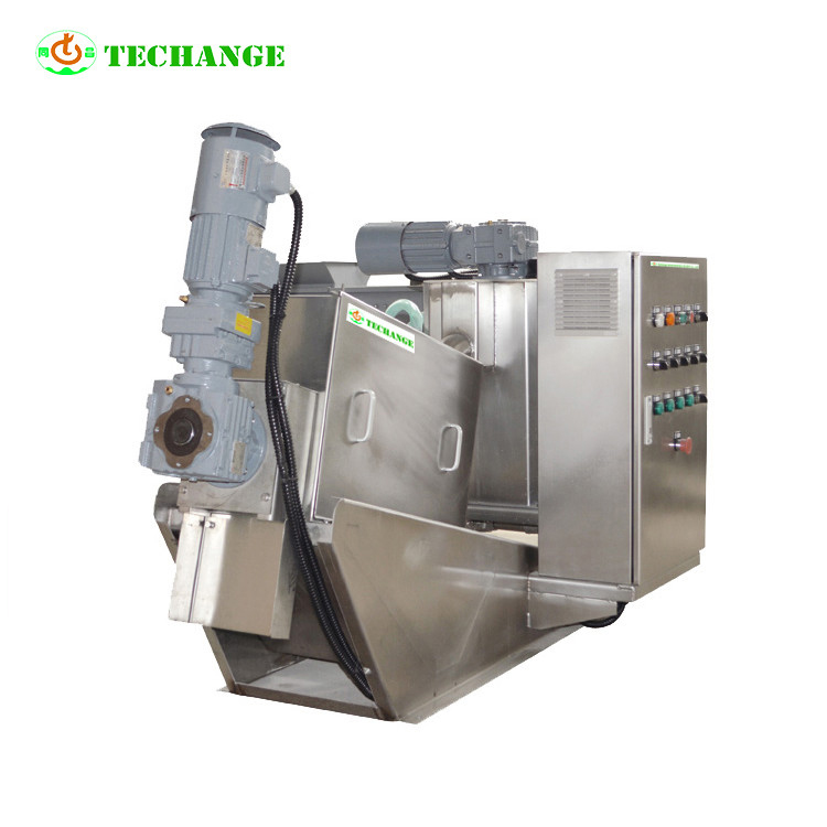 producers sewage treatment sludge Dewatering machine brand