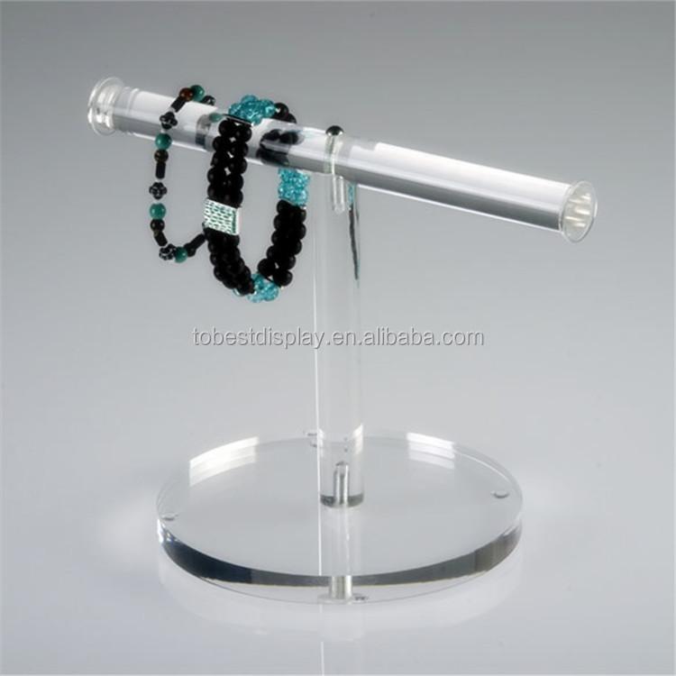 Acrylic Scarf Display Stand,Acrylic Scarf Jewelry Display Holder ...
