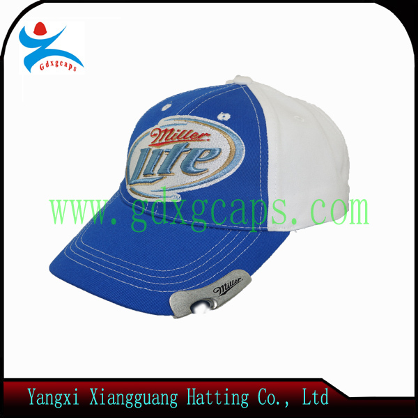 High Qualiry Baseball <strong>Hat</strong> with Bottle Opener