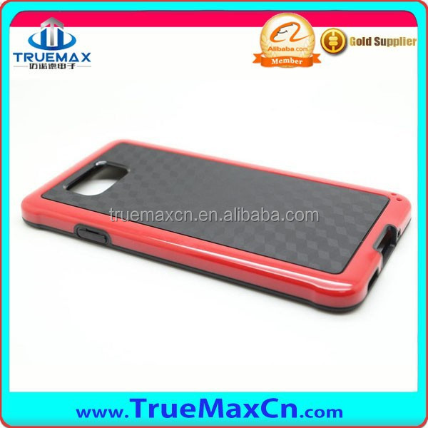 New Stylish Grip Clear TPU Gel Rubber Soft Back Cover Case For Samsung Galaxy Alpha G850F Case