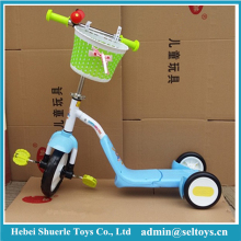 multifunction baby scooter child tricycle from china