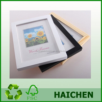 Wood MDF Metal Color Customized Plastic Photo Frame with Standard Export CTN Sample Free