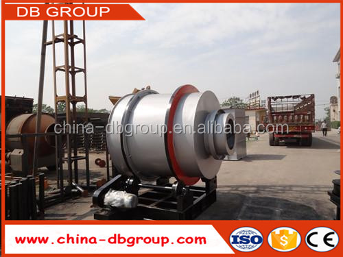 Small Invest Industrial Rotary Sand Dryer Price