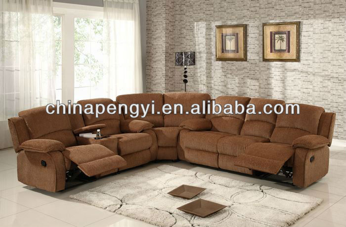 more photos 13cf2 0c8f8 Living Room Corner L Shape Sofa Fabric Motion Sofa With Middle Tables - Buy  Living Room Corner L Shape Sofa With Middle Tables,L Shape Sofa With ...
