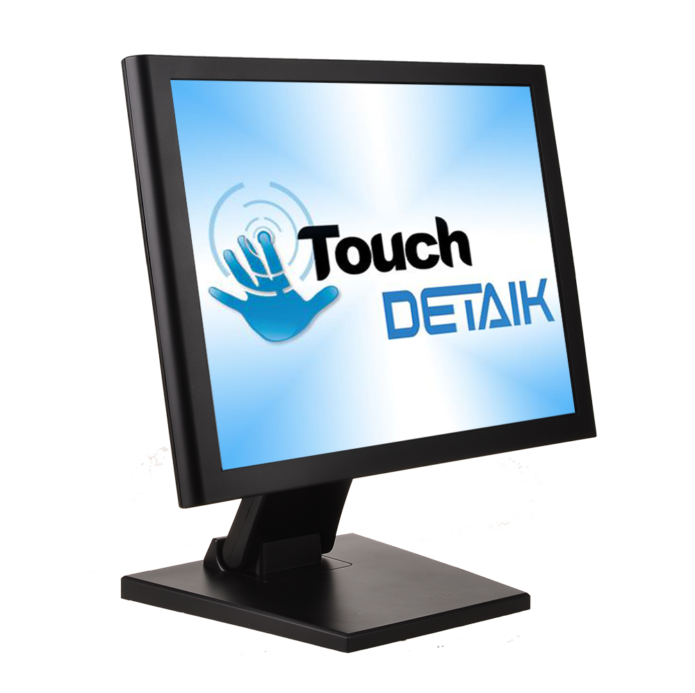 17 Touch Monitor LED POS Monitor 5 Wire Touch screen Capacitive Touch Panel DTK-1728R