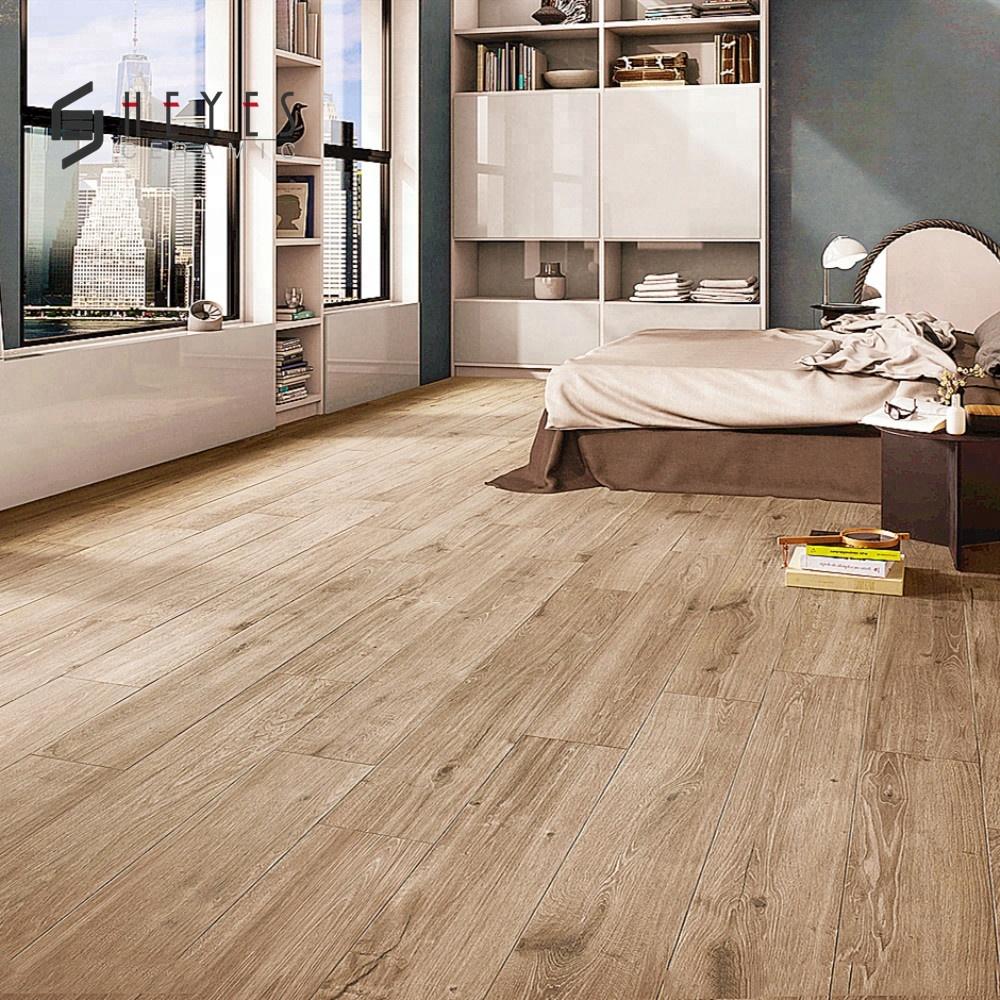 Living Room Wooden Vitrified Tile