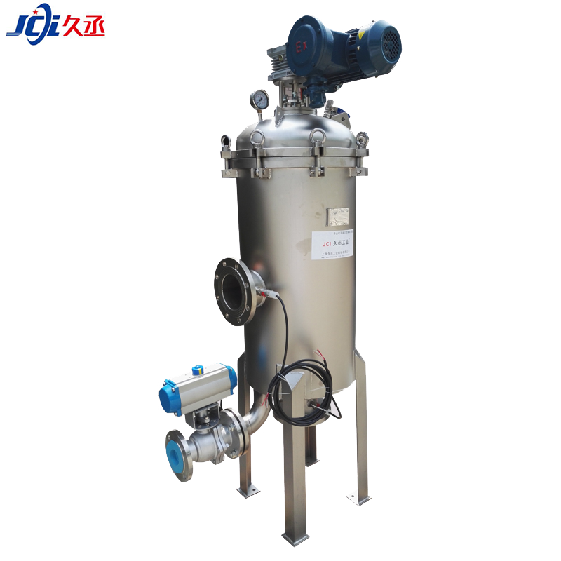 Prefiltration กรอง Ballast Water Treatment System