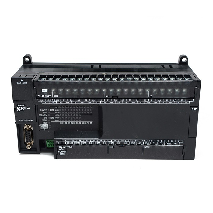 Omron Plc Cp1e-e40sdr-a New And Original Good Quality With Best Price