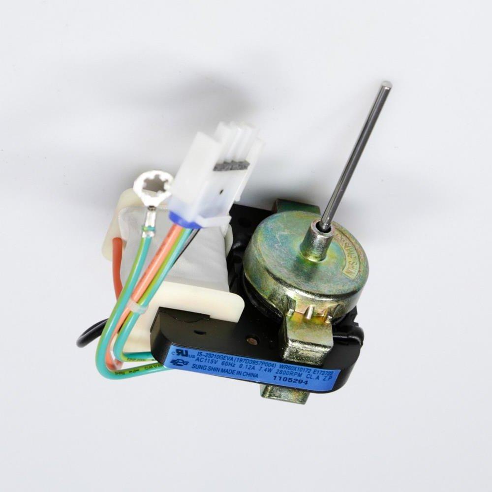 Refrigerators & Freezers Parts SM10172 SUPCO for WR60X10172 GE Refrigerator Evaporator Freezer Fan Motor