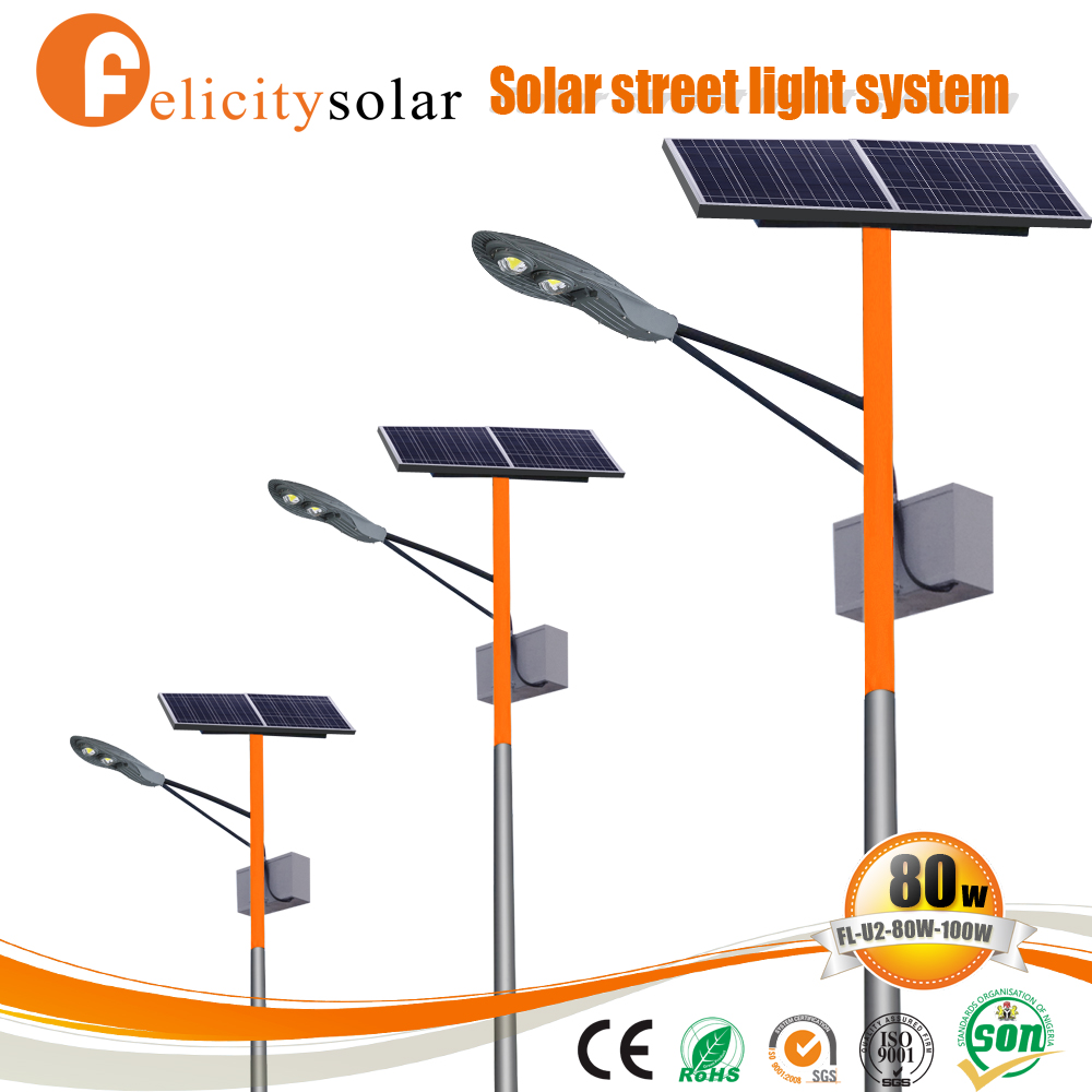 Solar Led Street Lights 80w Suppliers Light Powered And Manufacturers At