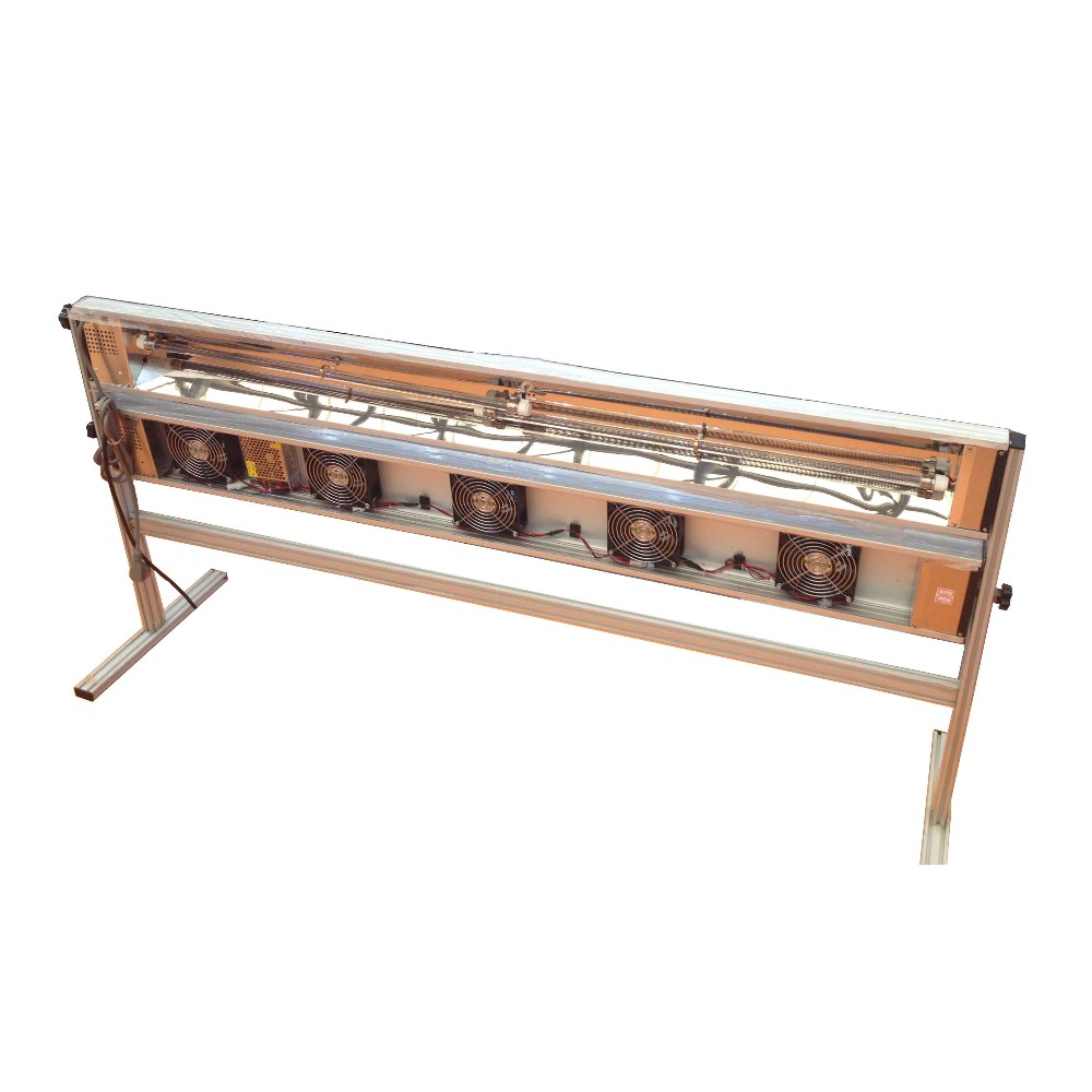 Large Format Sublimation Printer Infrared Heater And