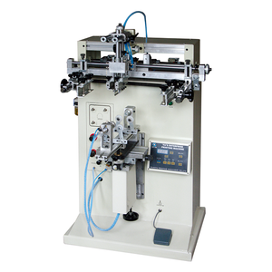 Pen/Mug/Cup/Glass breaker/perfume bottle Silk Screen Printing Machine