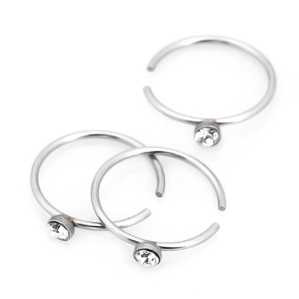 Cheap Diamond Nose Hoop Find Diamond Nose Hoop Deals On Line At