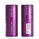 Big Powerful mods 26650 3.7V Rechargeable Lithium Battery Efest 3.7v 26650 Flashlight Batteries