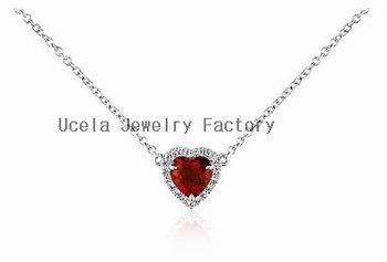 Cheap heart shaped garnet and diamond pendant ruby gemstone cheap heart shaped garnet and diamond pendant ruby gemstone necklace aloadofball Choice Image