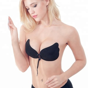 d2aa2e6e4d6ad Backless Strapless Push Up Bra Wholesale