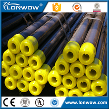API 5L/ASTM A106 Gr.B Steel Pipe Heavy Wall Low Price Low Carbon Seamless Steel Pipe and Tube
