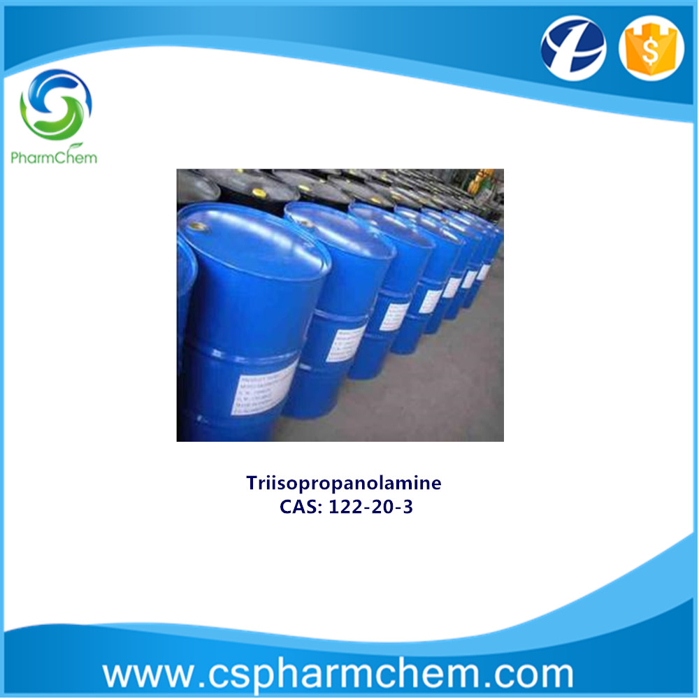 Construction chemical additive Triisopropanolamine TIPA made in China