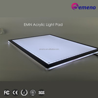 A1 Large LED Animation Drawing Tracing Stencil Board Table Pad Light Box