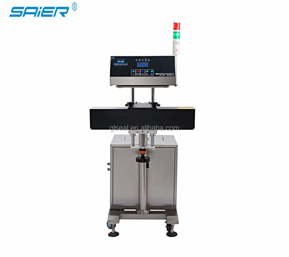 Sealing Machine Type and Automatic Grade induction sealer machine