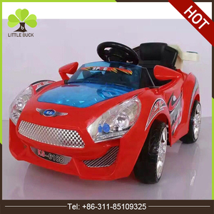 Wholesale cheap four wheels children electric car kids toy ride on car remote control battery car for kids to drive