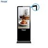 Chrome approval China 65 inch LCD Advertising Player Kiosk shenzhen