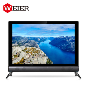 China tv manufacturer wholesale price Hot sale television universal 17 22 inch 3d video HD smart LED TV