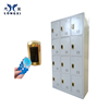Electronic sensor lock locker