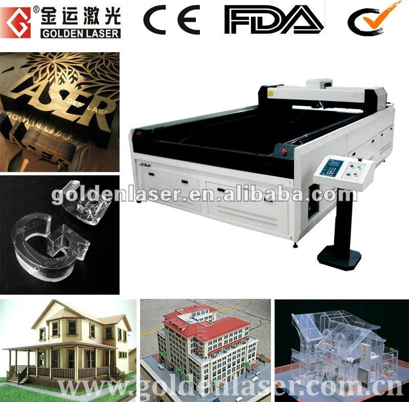 Co2 cnc laser cutting engraving for wood,acryl,mdf,paper,model making