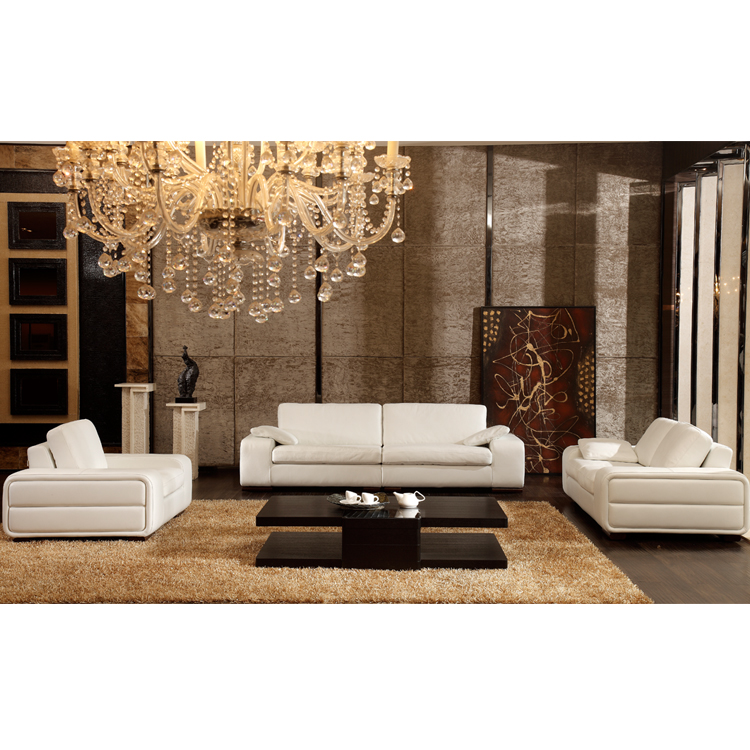 Italian Leather Couch Modern