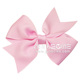 Fashion Accessories Super Grip Stainless Steel Ribbon Hair Clip