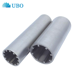 Stainless steel Johnson screen/water well filter pipe/wire mesh