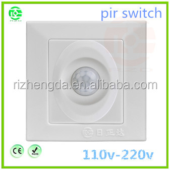human body induction switch sensor switch for led lamps infrared sensor switch for bathroom