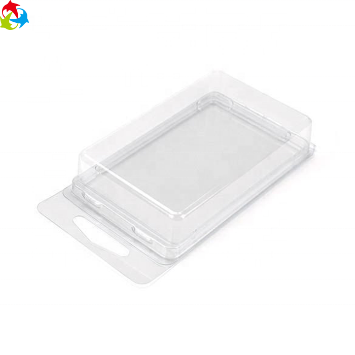 Hot Sale Durable Plastic Blister Transparent Clamshell Box Packaging