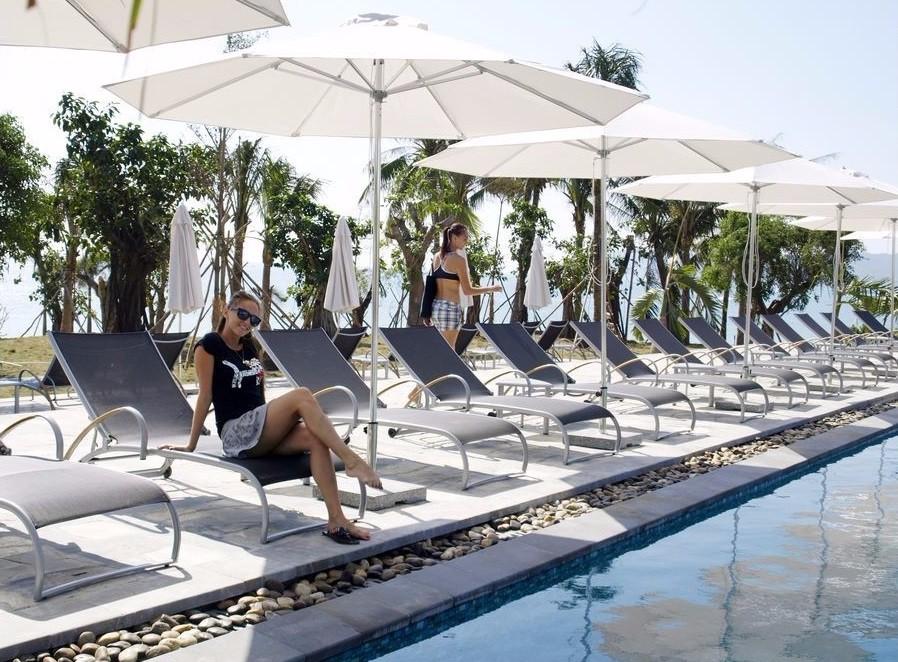 Ooudoor double hammock swings hanging round bed for adults for Hanging round hammock