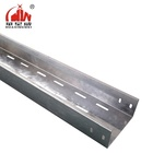 High Quality Outdoor galvanized steel perforated cable tray and trunking