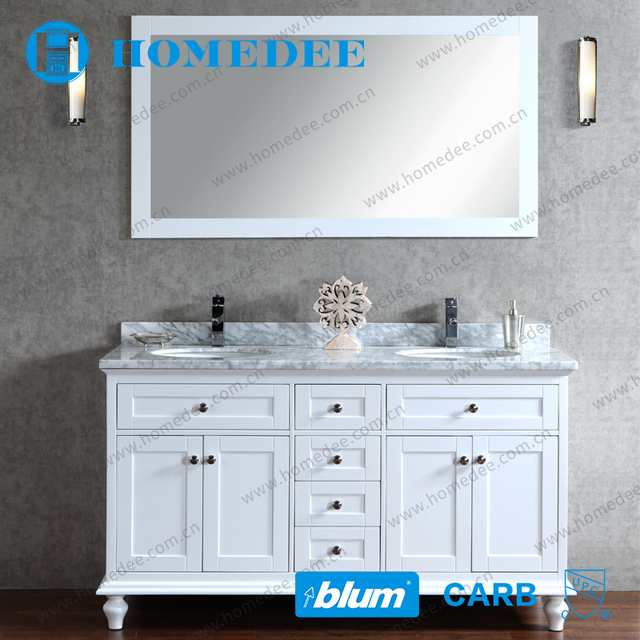 chinese white traditional bathroom vanity cabinets