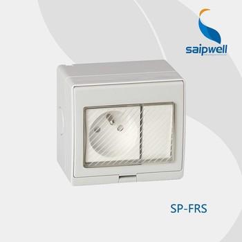 Saipwell Euro Usb Stopcontact 220v Stopcontact Schakelaar Badkamer ...