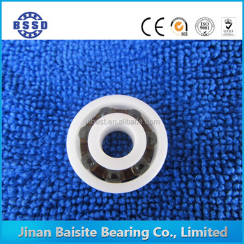 Pom Plastic Ball Bearing 6002