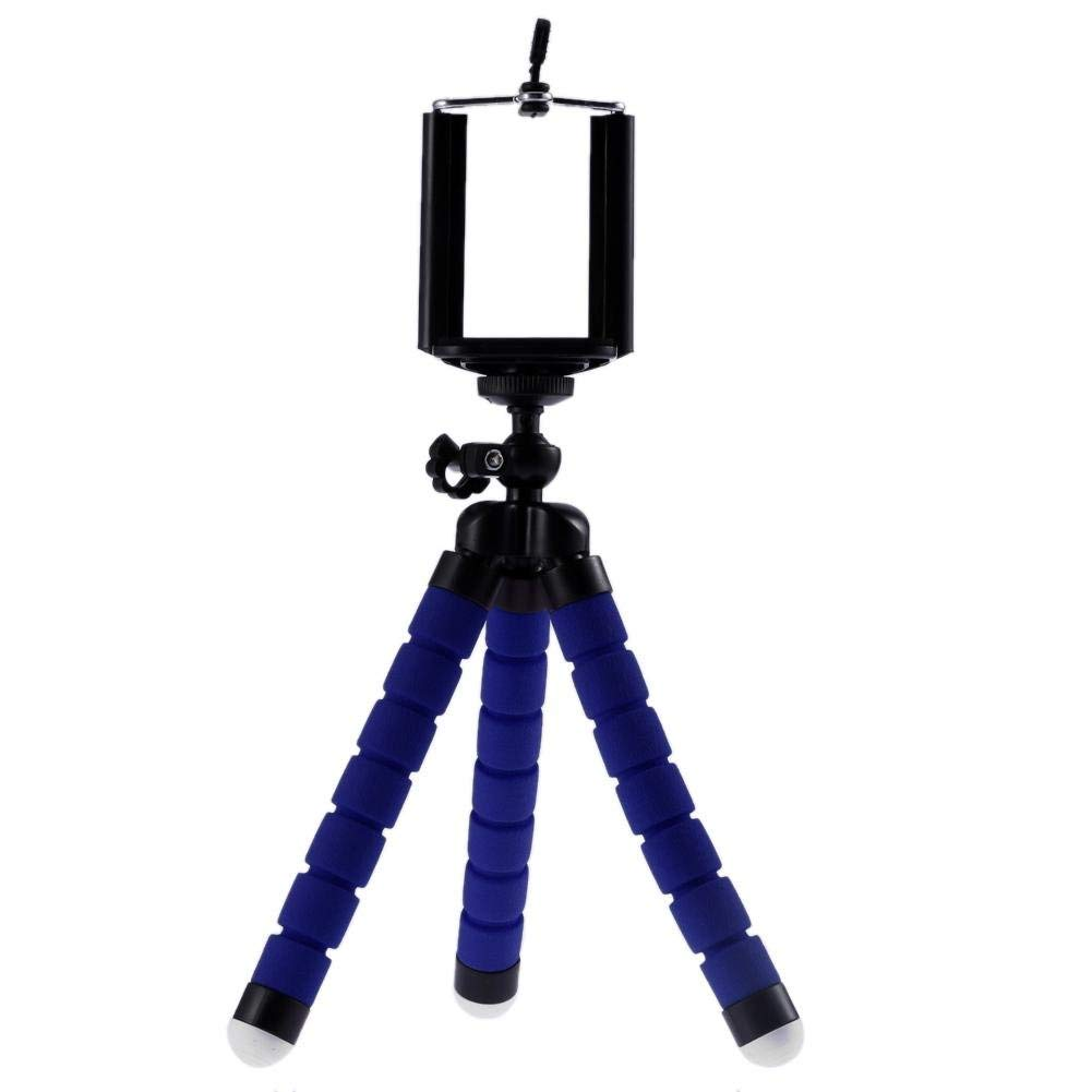78inch 2M Portable Flexible Tripod Stand Lightweight Aluminum Alloy Phone Tripods Legs for Digital Camera Camcorder