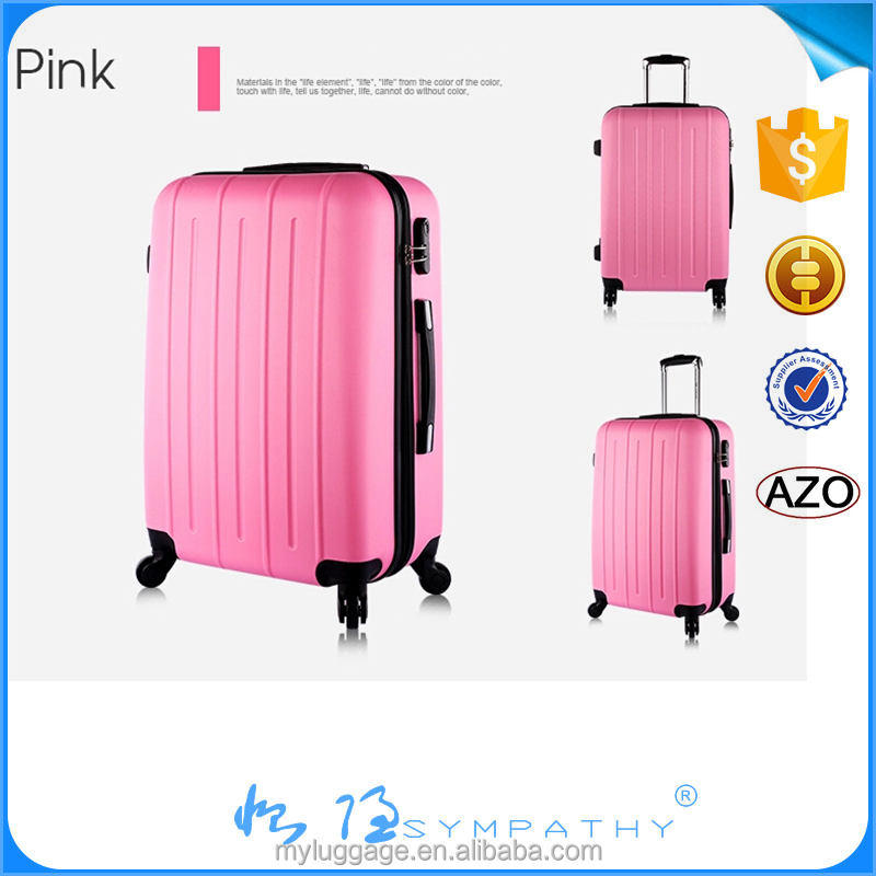 Alibaba sympathy new products poker chips luggage set trolley suitcase bag