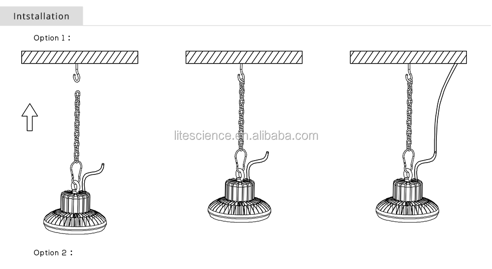 130lm/w ufo led high bay 100W 150W 200W 240w factory warehouse lighting
