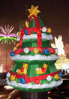 2016 China supplier outdoor decorations Giant christmas tree