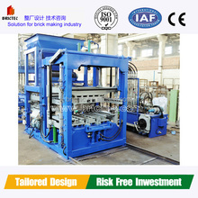 light weight aerated block line/sunite plant,semi automatic fly ash brick making machine