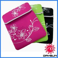 Neoprene waterproof laptop sleeve