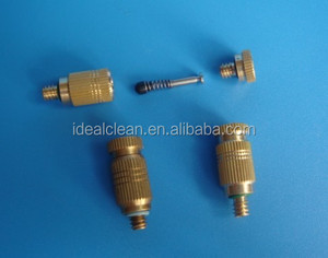 Brass Fog Spray Nozzle