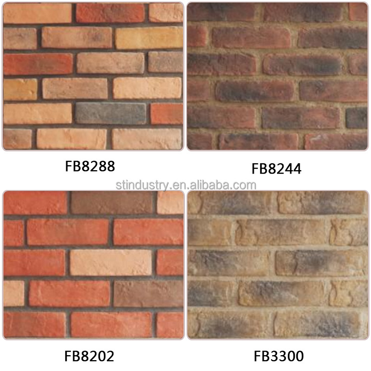 Lightweight Thermal Insulatingcultural Artificial Refractory Fire