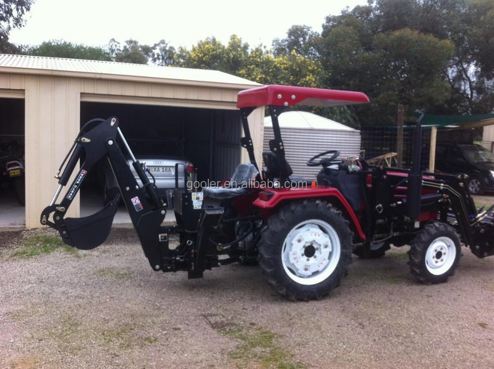 Mini Traktor Mit Frontlader : lz284 mini traktor mit frontlader und bagger traktor ~ Kayakingforconservation.com Haus und Dekorationen