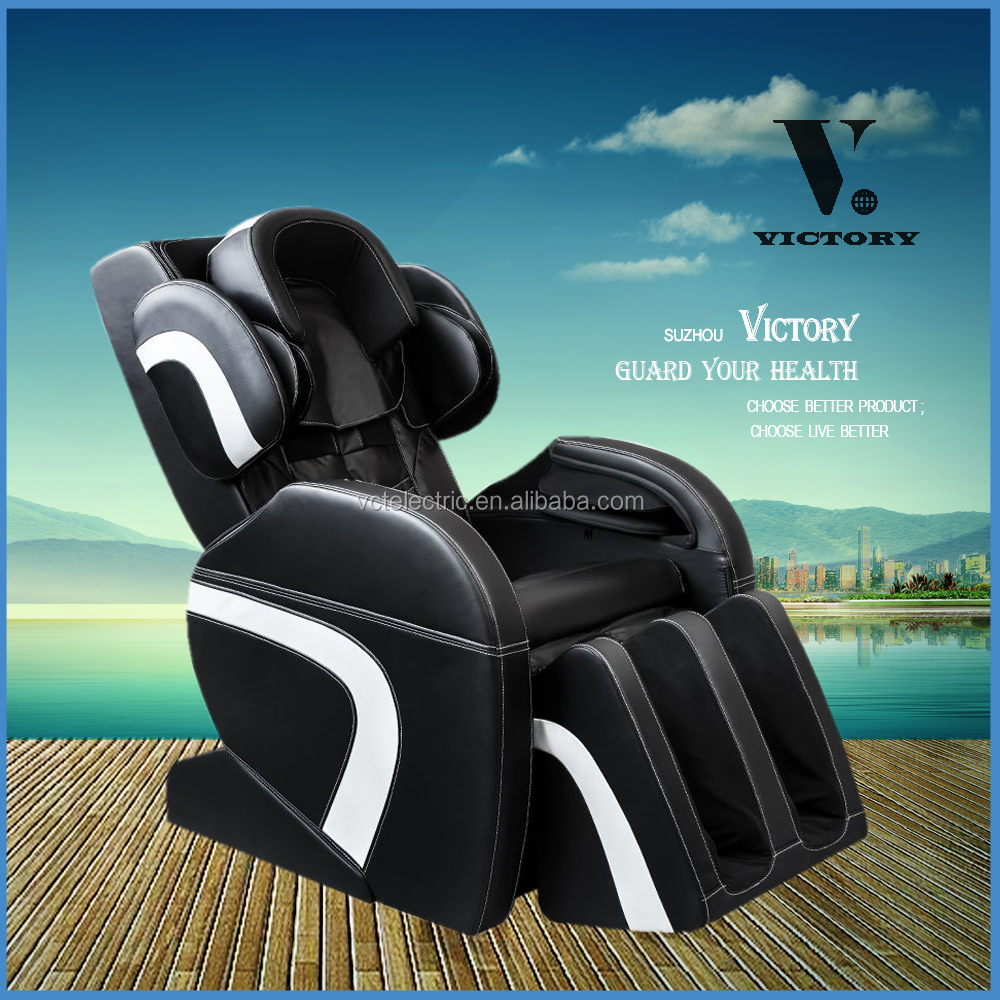 VCT-Y 3 Widely use shoulder back massage leisure massage chair